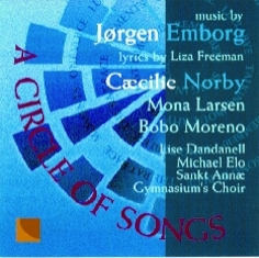 Jørgen Emborg - A CIRCLE OF SONGS - Front Cover
