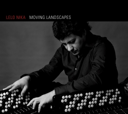 Lelo Nika - Moving Landscapes - Front Cover