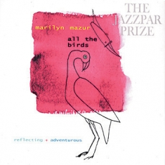 Marilyn Mazur - ALL THE BIRDS - Front Cover