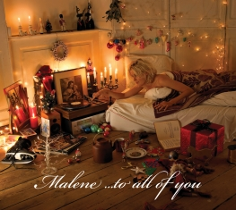 Malene Mortensen - To All Of You - Front Cover