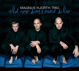 Magnus Hjorth - Old New Borrowed Blue - Front Cover