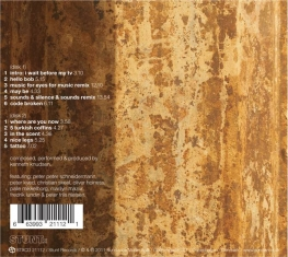 Kenneth Knudsen - May Be - Back Cover