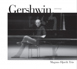 Magnus Hjorth - Gershwin - Front Cover