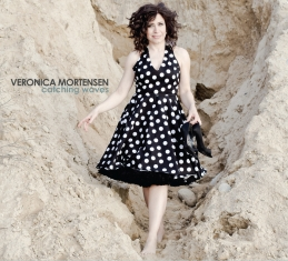 Veronica Mortensen - Catching Waves - Front Cover