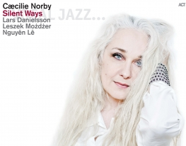Cæcilie Norby - Silent Ways - Front Cover