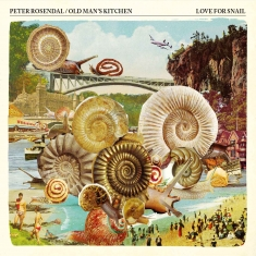 Peter Rosendal - Love For Snail - Front Cover