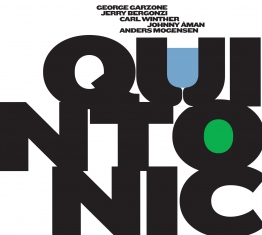George Garzone - Quintonic - Front Cover