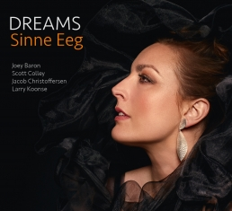 Sinne Eeg - Dreams - Front Cover