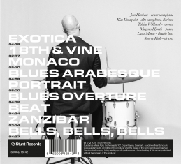Snorre Kirk - BEAT - Back Cover