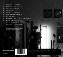 Jakob Illeborg - Once Upon Tomorrow - Back Cover