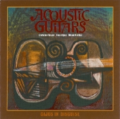 Acoustic Guitars - GAJOS IN DISGUISE - Front Cover