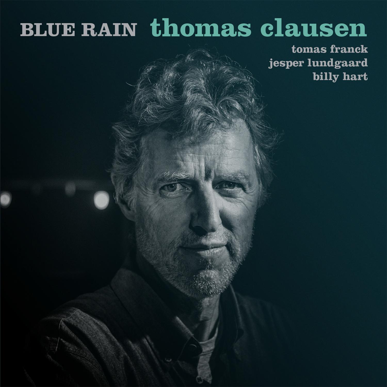 <b>Thomas Clausen</b> - Blue Rain - Front Cover ... - 436f